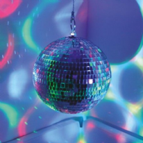 15cm Disco Mirror Ball